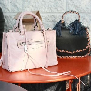 Up To 70% Off25% off orders $100 Pink Bags Sale @ Rebecca Minkoff