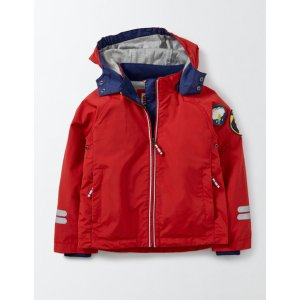 Jersey Lined Anorak 25128 Jackets at Boden