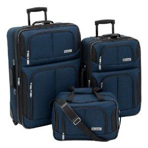 Leisure Trio 3-pc. Luggage Set