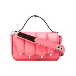 Marco De Vincenzo Claw Design Shoulder Bag