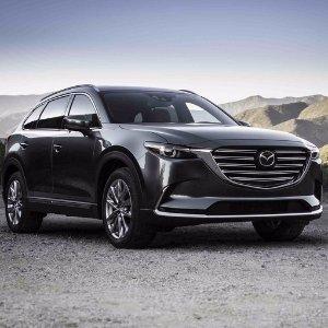 前卫设计 豪华新升级全新 Mazda CX-9 中大型SUV