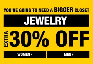 Extra 30% offwomen's & men's ready to wear, handbags, shoes, jewelry @ Neiman Marcus Last Call