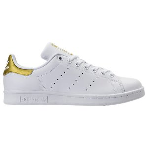 Girls' Grade School adidas Originals Stan Smith Casual Shoes| Finish Line