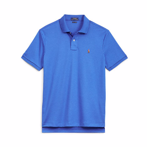 Custom Fit Soft-Touch Polo