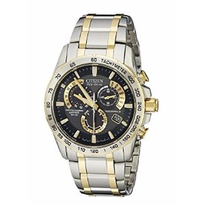 Citizen Men's Stainless Steel Eco Drive Watch