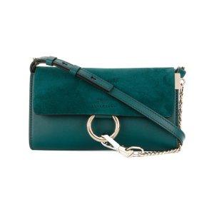 Teal Green Faye Wallet Bag