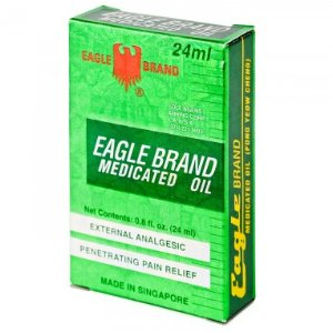 EAGLE Medicated Oil 24ml