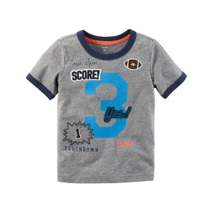 Patch Ringer Tee