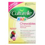 Culturelle Kids Chewables Daily Probiotic Formula