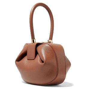 Nina leather tote