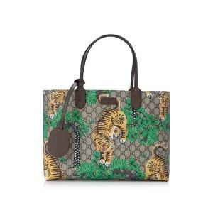 Gucci Bengal GG Supreme Tote