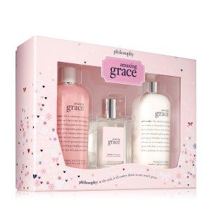 amazing grace holiday set