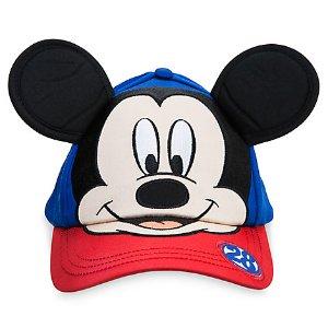 Mickey Mouse Character Baseball Cap | Disney Store