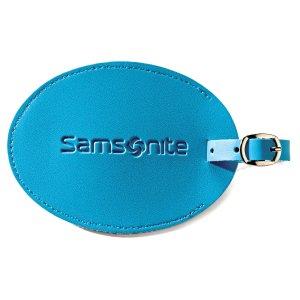Samsonite Large Vinyl ID Tag