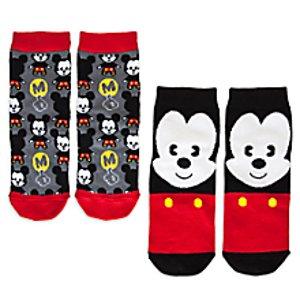 Mickey Mouse MXYZ Socks for Women - 2-Pack | Disney Store