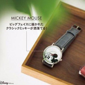 $7.96/RMB53.6 直邮中美日本时尚杂志 SPRiNG 10月刊 附录赠送 Disney米奇手表