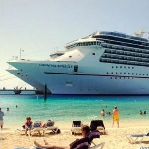 $594+7 Days Mexico-Round Trip Carnival Miracle w/  Up to $1600 CASH BACK