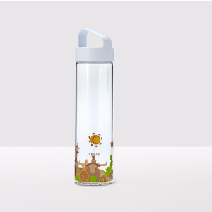 You Are Here Collection Water Bottle - Texas