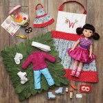 Select WellieWishers Collections @ American Girl