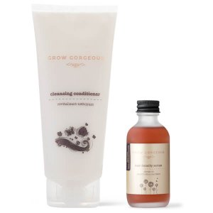 Grow Gorgeous Hair Density Serum and 11-in-1 Cleansing Conditioner (Worth $53)