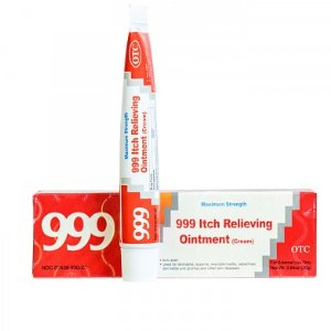 999 Itch Relief Ointment 20g