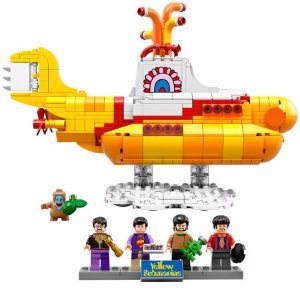 LEGO LEGO Ideas Yellow Submarine 21306 - Walmart.com