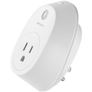 $34TP-Link HS110 Wi-Fi Smart Plug with Energy Monitoring (2-Pack)