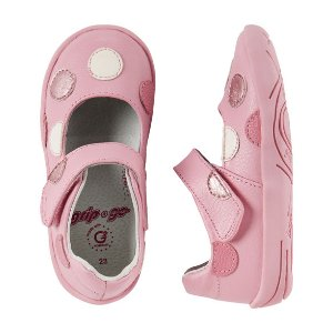 Pediped Grip 'n' Go Giselle Mid Pink