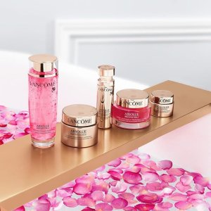 15% Off + Free Lancome 6-Piece Gift Set ($125 value)With $39.50+ Lancome Purchase @ Nordstrom