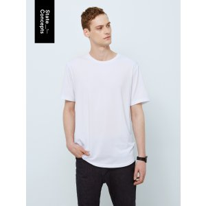 State Concepts drirelease® Loose Fit T-Shirt in White