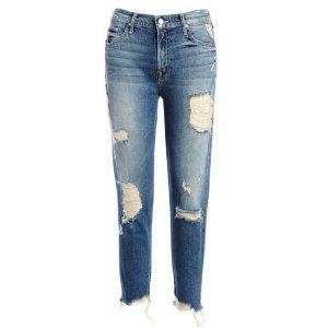 最高立减$200   收爆红喇叭裤最后一天!Neiman Marcus 精选 Mother 女士牛仔裤热卖