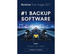Free!Acronis True Image 2017 - 1 Device
