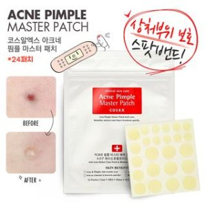 COSRX Acne Pimple Master Patch 24pcs | YESSTYLE