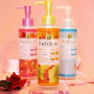 $6.54Meishoku Delclear Bright and Peel Facial Peeling Gel - Mix Fruit 180ml