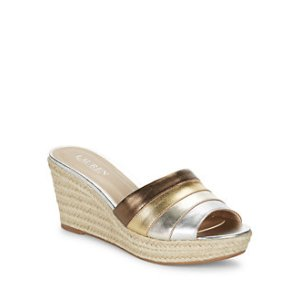 Karlia Espadrille Wedge Sandals