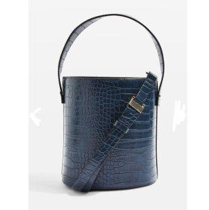 $55CHERRY Bucket Bag