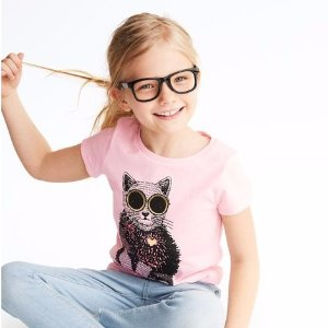 Buy 1 Get 2 FreeKids Short-sleeve Originals Graphic Tees @ OshKosh BGosh