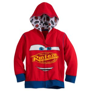 Lightning McQueen Zip Hoodie for Boys - Cars 3
