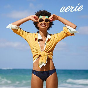 Limited Time Only!Buy 1 Get 1 for $10The Aerie Collection @ Aerie by American Eagle