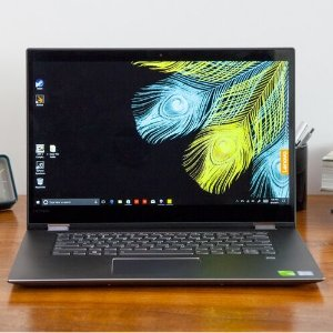 Lenovo Flex 5 15'' Stylish 2-In-1 Laptop (i7-7500U, 8GB, 256GB SSD)