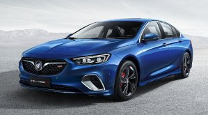 美系也能如此优雅全新2018款 Buick Regal 今年第四季度上市