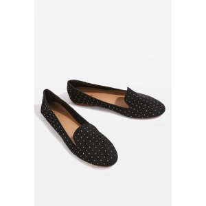 SOPHIE Stud Slippers - Flats - Shoes