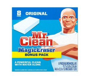 $6.99Mr. Clean Magic Eraser 魔法清洁海绵 8个装