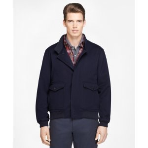 Men's BrooksStorm Bomber Jacket | Brooks Brothers