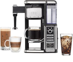 $79.99 (原价$159.99)Ninja Coffee Bar 1-Cup 自动咖啡机