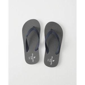 boys Rubber Flip Flops | boys clearance | Abercrombie.com