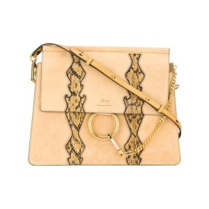Chloé Faye Shoulder Bag - Farfetch