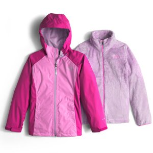 THE NORTH FACE Girls' Osolita Triclimate Jacket - Eastern Mountain Sports Free Shipping at $49