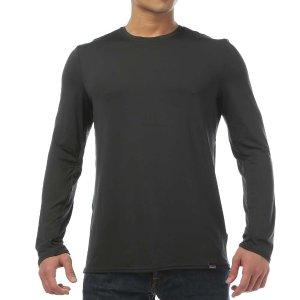 Patagonia男款看长袖T恤多色选