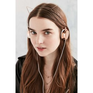 Cat Headphones | Urban Outfitters